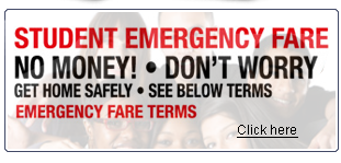 Student Emergency fare